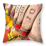 102 Throw Pillow