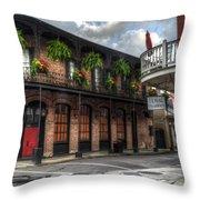 1041 Royal Throw Pillow
