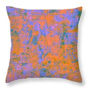1061 Abstract Thought Throw Pillow
