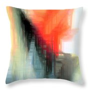 Abstract Series Iv Throw Pillow