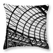 Hay's Galleria London Throw Pillow