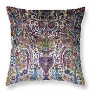 Photos Of Persian Antique Rugs Kilims Carpets  Throw Pillow
