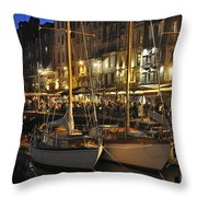 110111p205 Throw Pillow