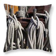 110221p219 Throw Pillow