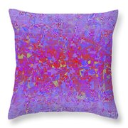 1134 Abstract Thought Throw Pillow