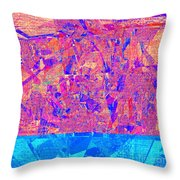 1182 Abstract Thought Throw Pillow