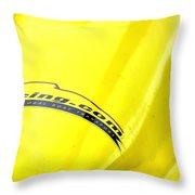 11racing 24322 Throw Pillow