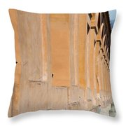 Archway Throw Pillow