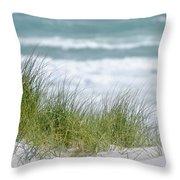 Dune Grass... Throw Pillow