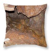 Jewel Cave Jewel Cave National Monument Throw Pillow