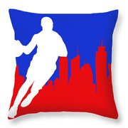 Los Angeles Clippers Throw Pillow