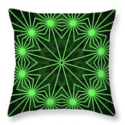 12 Stage Limelight Throw Pillow