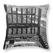 World Trade Center Throw Pillow
