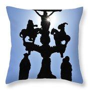120118p366 Throw Pillow