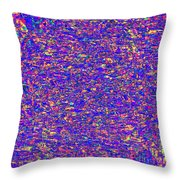 1253 Abstract Thought Throw Pillow