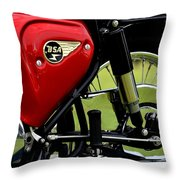 Hillsborough Throw Pillow