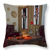 My Art In The Interior Decoration - Elena Yakubovich Throw Pillow