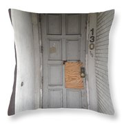 130 Art Throw Pillow