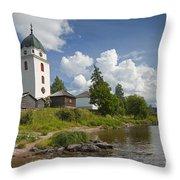 130109p190 Throw Pillow