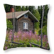 130201p102 Throw Pillow