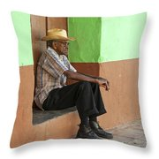130215p064 Throw Pillow