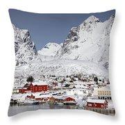 130901p185 Throw Pillow