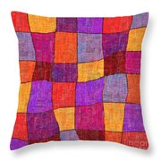 1343 Abstract Thought Throw Pillow