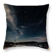 Bmw M3 E46 Throw Pillow