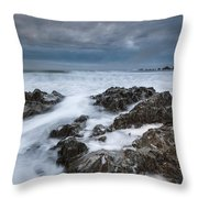 Challaborough Throw Pillow
