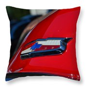 Half Moon Bay Hs Show Throw Pillow