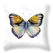 14 Pieridae Butterfly Throw Pillow