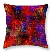 1432 Abstract Thought Throw Pillow