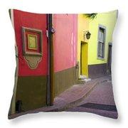 Guanajuato, Mexico Throw Pillow