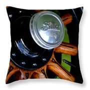 Hillsborough Concourse Throw Pillow