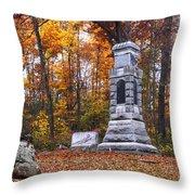 150th New York Infantry Throw Pillow