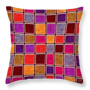 1535 Abstract Thought Throw Pillow