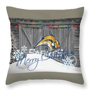 Buffalo Sabres Throw Pillow