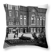 16 Street Baptist Church Throw Pillow