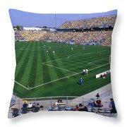 16w146 Crew Stadium Photo Throw Pillow