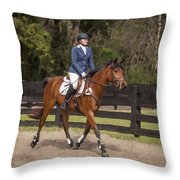 Ashmore Farms Throw Pillow