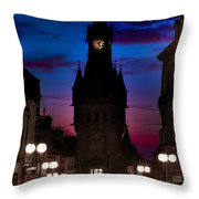 1710 Dunfermline Throw Pillow