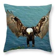 Nature And Wildlife Throw Pillow