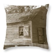 1805 Julee Cottage Throw Pillow