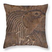Edfu Throw Pillow