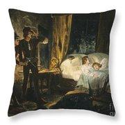 Shakespeare: Richard IIi Throw Pillow