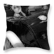 1903 Michigan Runabout Throw Pillow