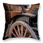 1909 Ihc Throw Pillow