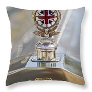 1909 Rolls Royce Throw Pillow
