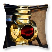 1910 Pope Hartford Model T Lamp Throw Pillow