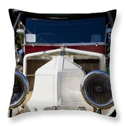 1912 Siddeley-deasy Type 14-20 Throw Pillow